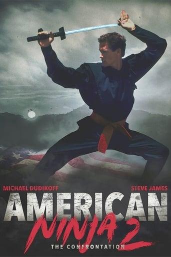 A Volta do Guerreiro Americano - Poster