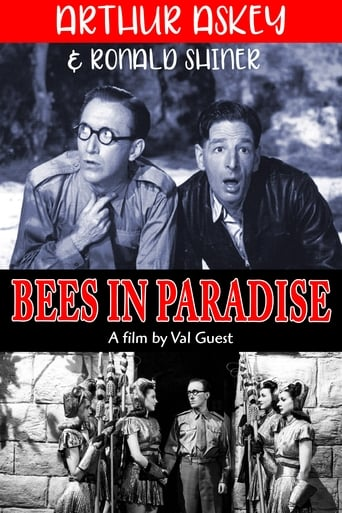Poster of Bees in Paradise