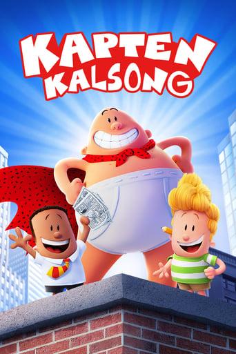 Kapten Kalsong: Filmen