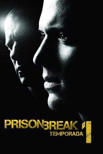 Prison Break 1ª Temporada - Poster
