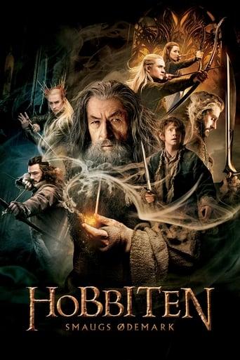 Poster of Hobbiten: Smaugs ødemark