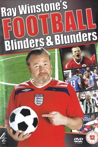 Poster of Ray Winstone's Football Blinders & Blunders