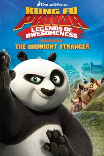Kung Fu Panda - The Midnight Stranger Vol.4