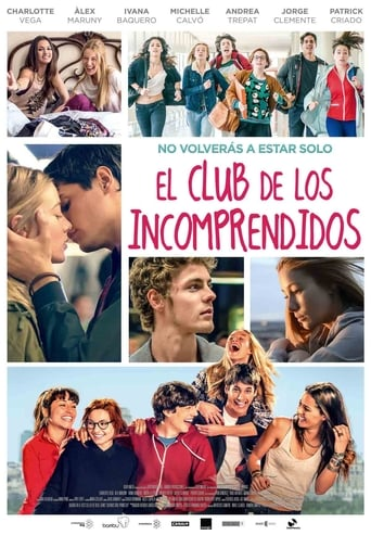 Poster of The Club of the Misunderstood