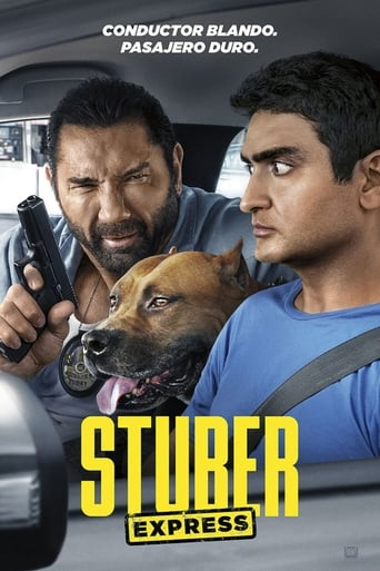 Poster of Stuber Express
