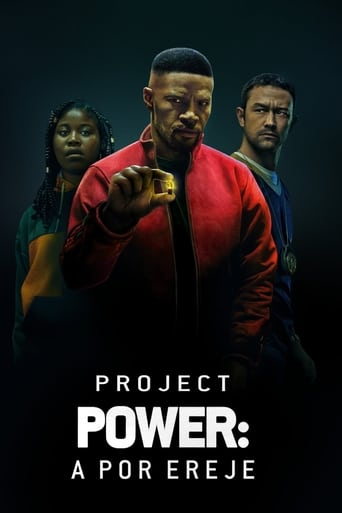 Project Power - A por ereje