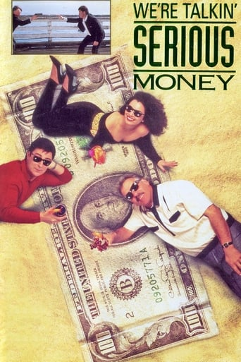 Poster of We're Talkin' Serious Money