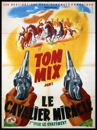 Poster of The Miracle Rider