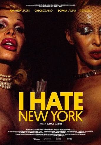 Poster of I Hate New York