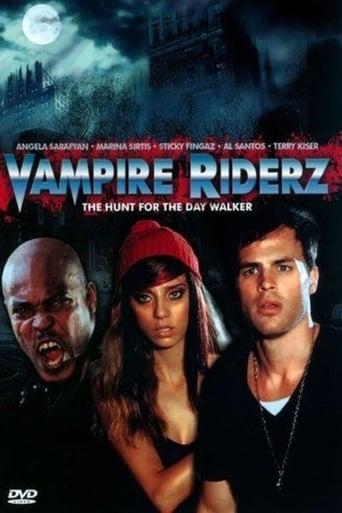 Poster of Vampire Riderz