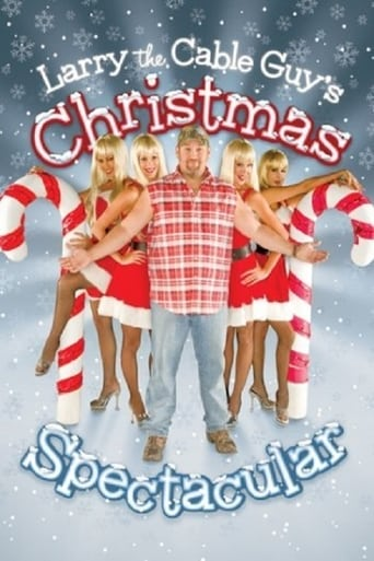Poster of Larry the Cable Guy's Christmas Spectacular