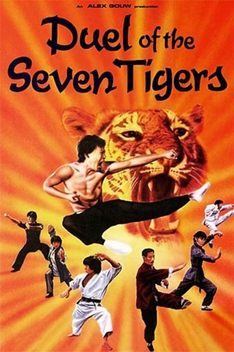 Poster of Duel of the 7 Tigers