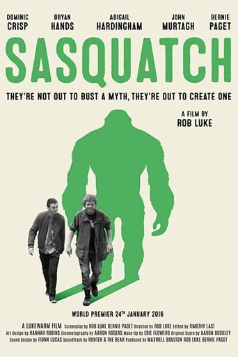 Poster of Sasquatch