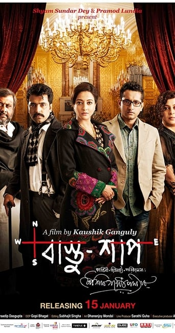 Poster of Bastu Shaap