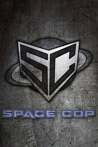 Space Cop Poster