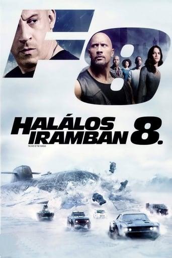 Poster of Halálos iramban 8.