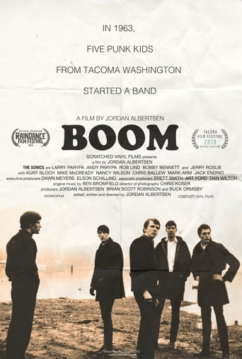 BOOM! A Film About the Sonics