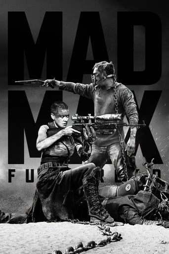 Mad Max: Fury Road (Black & Chrome)