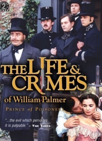 Poster of The Life and Crimes of William Palmer