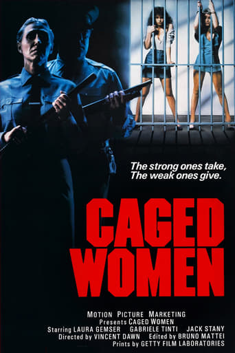 Violence in a Women's Prison Movie Poster