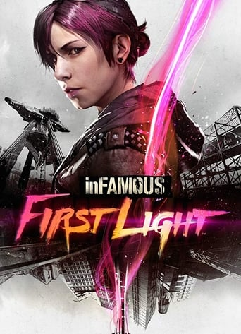 Poster of Infamous: First Light