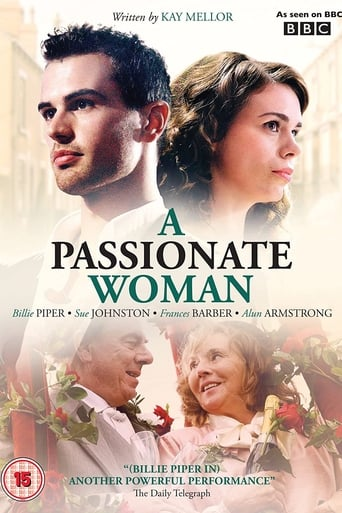 Poster of A Passionate Woman