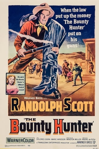 Poster of The Bounty Hunter