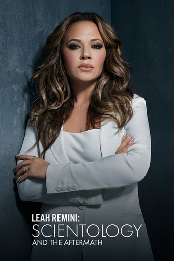 Poster of Leah Remini: Scientology and the Aftermath
