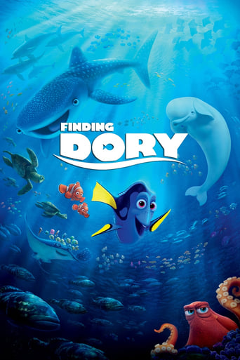 Finding Dory (2016) - poster