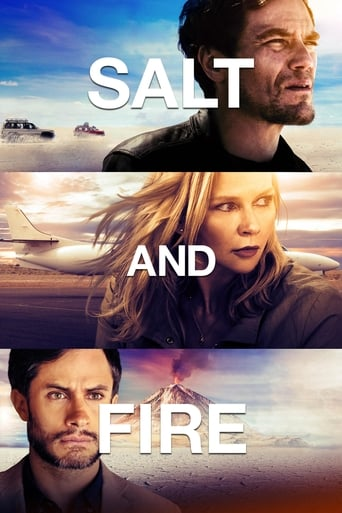 Poster of Salt and Fire