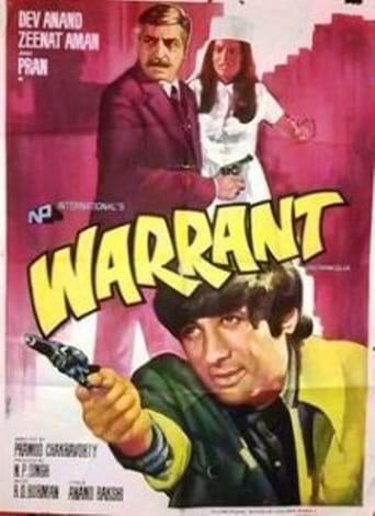 Watch Warrant Online Free Putlocker