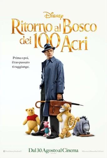 film 2018 Ritorno al Bosco dei 100 Acri