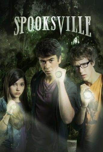 Poster of Spooksville