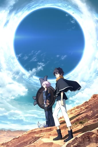 Poster of Fate/Grand Order - 絶対魔獣戦線バビロニア -