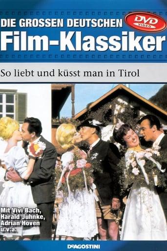 Poster of So liebt und küsst man in Tirol