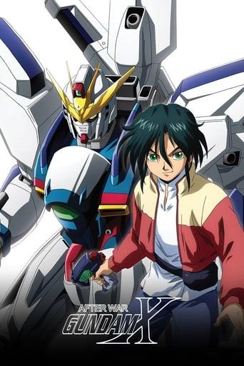 Poster of After War Gundam X
