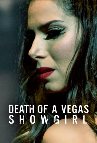 Poster of Death of a Vegas Showgirl