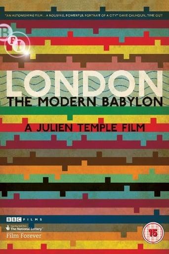 Poster of London: The Modern Babylon