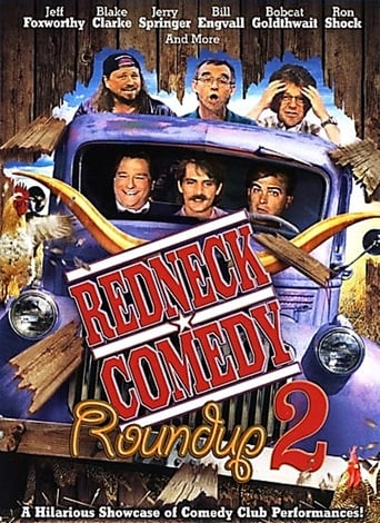 Poster of Redneck Comedy Roundup, Volume 2