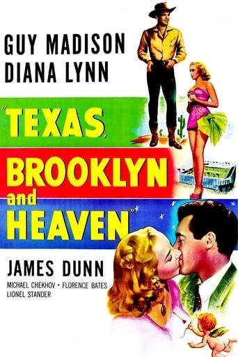 Poster of Texas, Brooklyn & Heaven