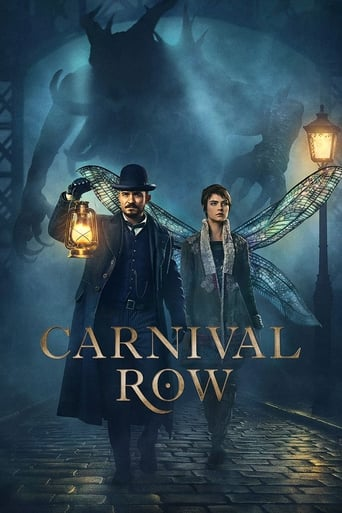 Poster of Carnival Row