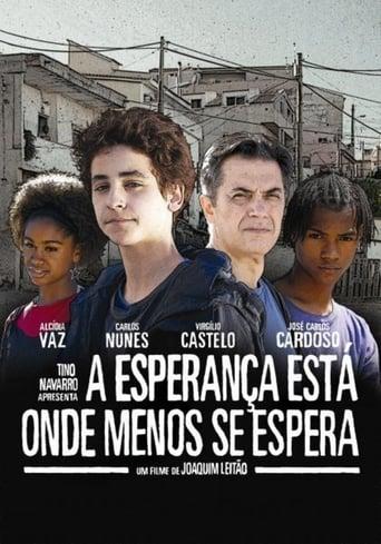 Poster of A Esperança Está Onde Menos Se Espera