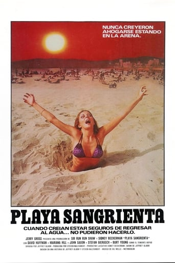 Poster of Playa sangrienta