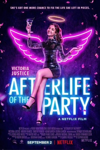 Poster Afterlife of the Party