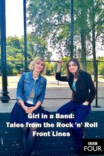 Poster of Girl in a Band: Tales from the Rock 'n' Roll Front Line