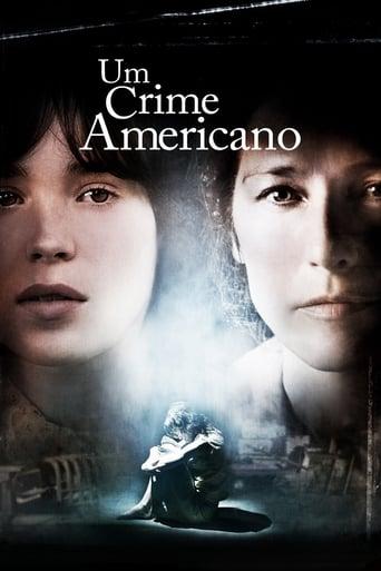 Um Crime Americano - Poster
