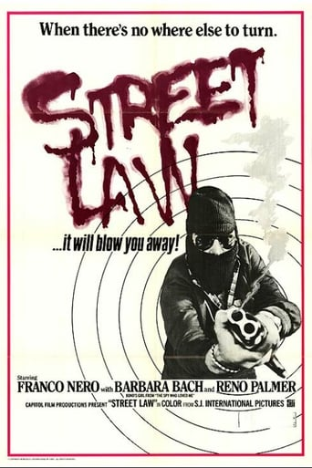 Poster of Street Law