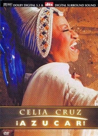 Poster of Celia Cruz: ¡Azúcar!