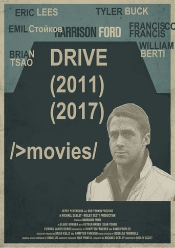 Poster of Drive ((2011) (2017))