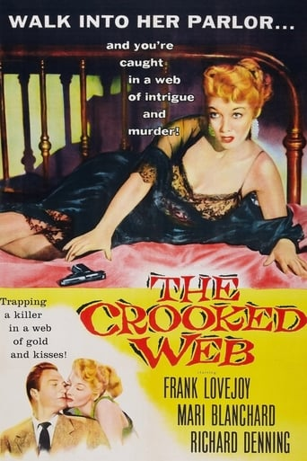 Poster of The Crooked Web